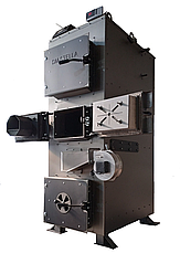 Котел на пеллетах 30 кВт DM-STELLA (двухконтурный), фото 2