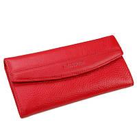 Женский кошелек HORTON COLLECTION N6-1754R Красный