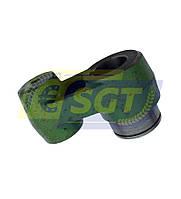 Кованый поводок (трещетка) большого шкива роторной косилки, фото 1