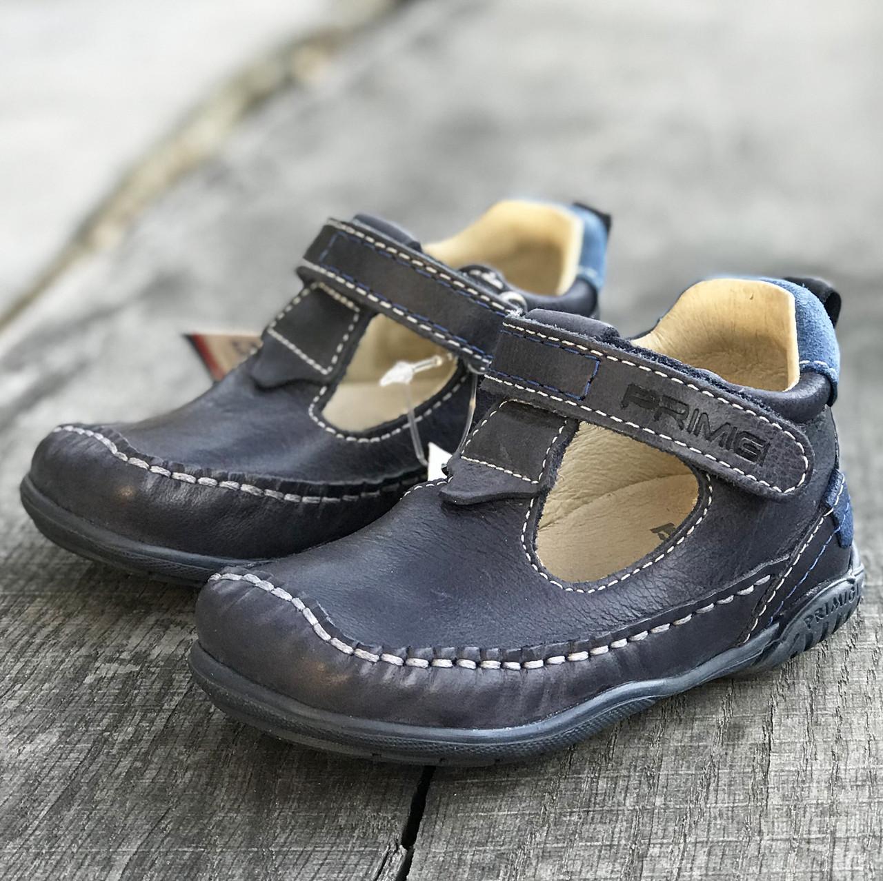 f803aa80ed8 Кожаные ботиночки на девочку PRIMIGI (Италия) р 22