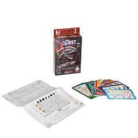 """Карточная квест-игра """"Best Quest: Динозавры"""" BQ-01-04U"""