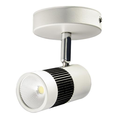 Трековый LED светильник VELA VL-813 13W  белый (накладной)
