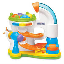 Музыкальная игрушка Электронный молоток Weina 2008
