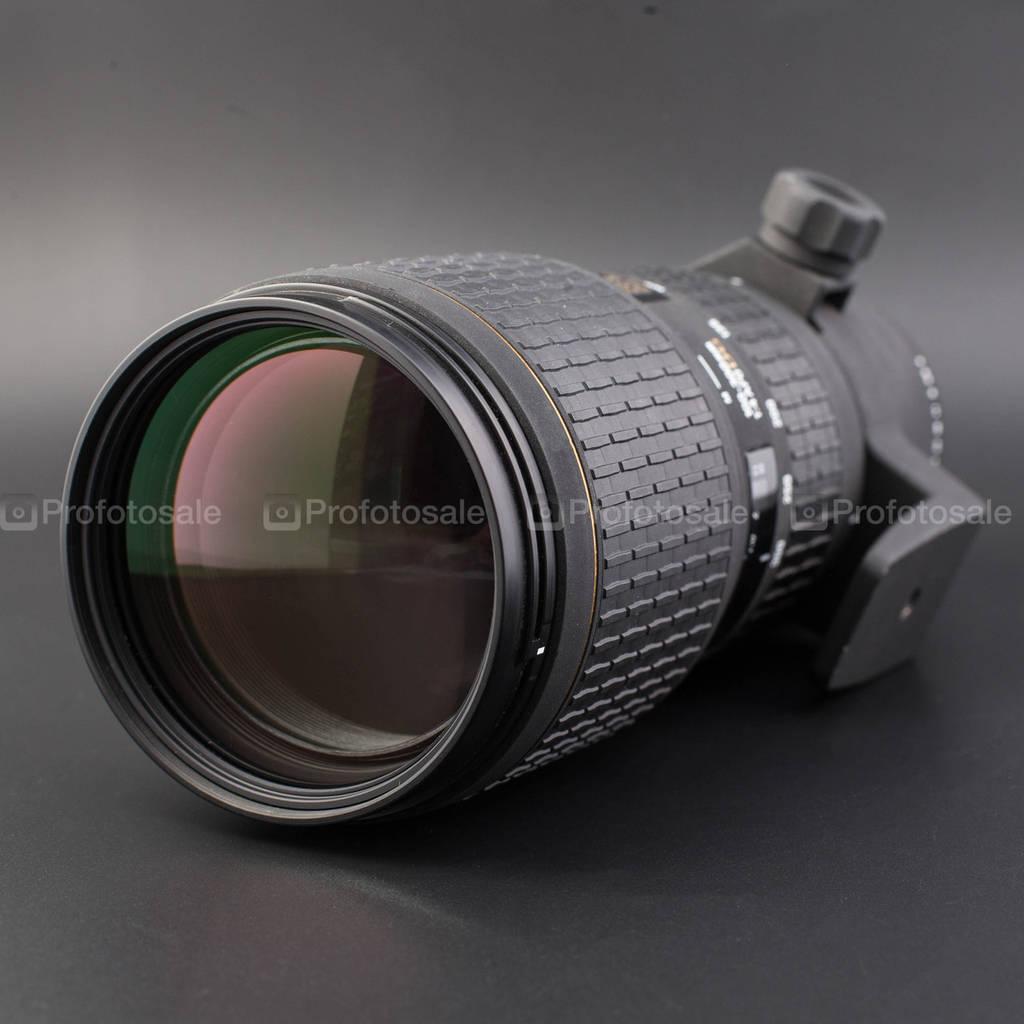 Sigma 100-300mm f/4 EX DG IF для Pentax