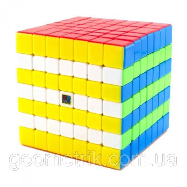 Кубик Рубіка 7x7 MoYu MF7 (Кольоровий пластик)