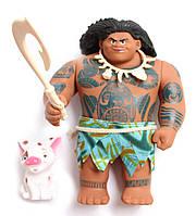 Кукла MOANA Бог Мауи Быстрая доставка Гарантия качества, фото 1