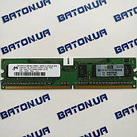Оперативная память Micron DDR2 1Gb 800MHz PC2 6400U CL6 (MT8HTF12864AZ-800H1)