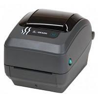 Принтер этикеток Zebra GK420t USB, Serial, Ethernet (GK42-102220-000)