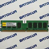 Оперативная память Elixir DDR2 1Gb 800MHz PC2 6400U CL5 (M2Y1G64TU88G7B-AC)