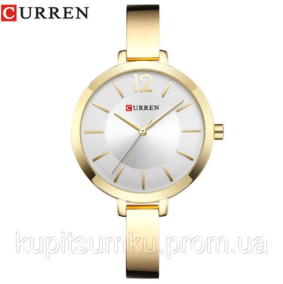 ba13a1cd Брендовые женские часы CURREN. Красивые женские часы. Стильный дизайн