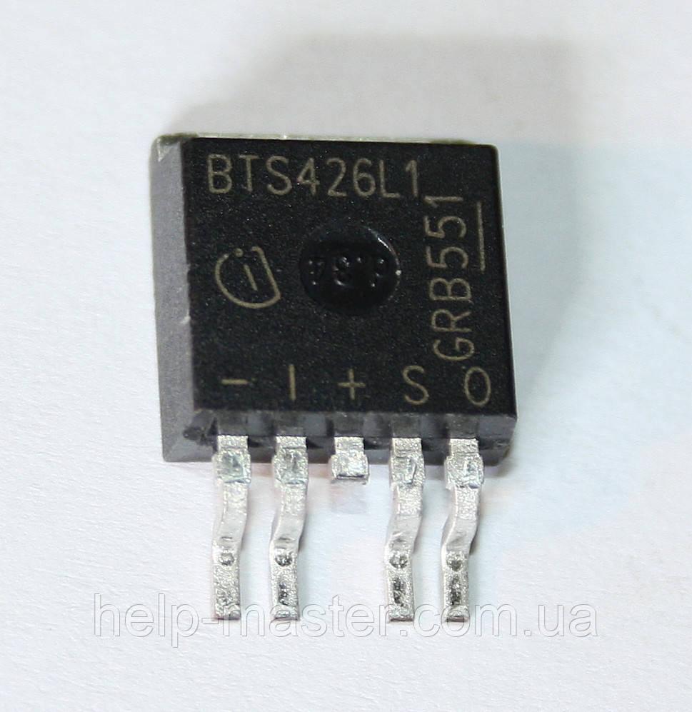 Мікросхема BTS426L1 (TO-263)