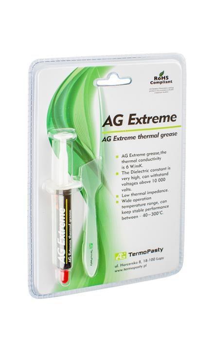 Термопаста AG Extreme