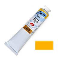 Фарба олійна ЛАДОГА №201 кадмій жовтий середній (імітація), туба 120мл (4607010580575)