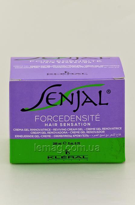 Kleral System Senjal Reviving Cream Gel Маска для восстановления волос, 200 мл