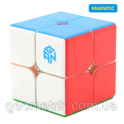 Кубик Рубіка 2х2 GAN 249 V2 Magnetic