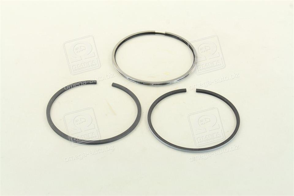 Кільця поршневі OPEL 80,00 1,6 D (пр-во Mahle), 011 54 N0