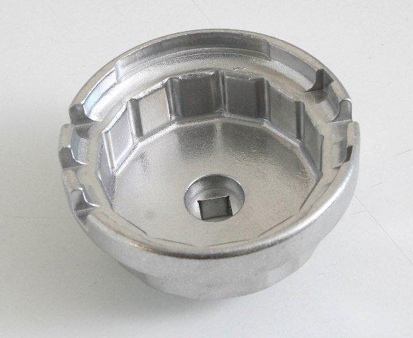 Ключ для маслянного фильтра чашка 3/8 , 24мм (TOYOTA/ LEXUS) SATRA S-DLOF38