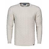 Чоловічий светр Treadville від ТМ James Harvest, фото 3