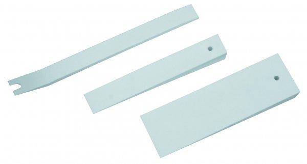 Набор клиньев для демонтажа обивки, 3 ед. ASTA A-4110724