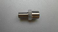 Штуцер к топливному фильтру BV110, 170, 290; B230, 360 (4031.108)