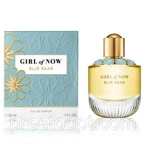 Женская парфюмированная вода Elie Saab Girl of Now 90 мл
