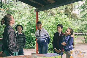 Квест для семей с детьми. Киев от Склянка мрiй