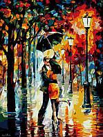 Картины по номерам / коробка. Осенняя романтика 40х50см арт. КН1016