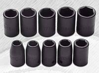 Набір ударних головок 10-19мм, 10 од. ASTA 525SET10