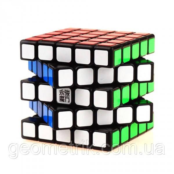 Кубик Рубіка 5x5x5 MoYu Yuchuang (Чорний)