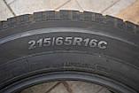 Шины б/у 215/65 R16С Petlas Advente ВСЕСЕЗОН, пара, фото 9