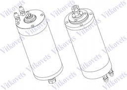 Шпиндель для ЧПУ GDZ-65-800A 65X158, 0.8 kw ER11-A 65мм водяное охлаждение, фото 3