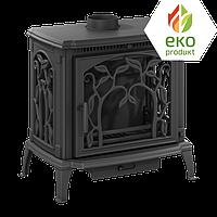Печь-камин NordFlam Arica EKO 11 кВт чугунная