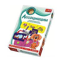 """Обучающая настольная игра """"Ассоциации"""" (Trefl)"""