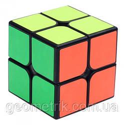 Кубик Рубіка 2x2x2 Moyu Guanpo Cube NEW (Чорний)