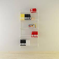 Гардеробная система Кольчуга  хранения для балкона, фото 3