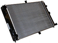 Радиатор охлаждения Ваз 2108 2109 алюм LSA ECO