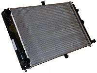 Радиатор охлаждения Ваз 2110 2112 алюм LSA ECO крепл по центр