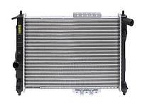 Радиатор охлаждения Lanos Ланос 1.5 1.6 алюм EuroEx без кондиционера