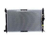 Радиатор охлаждения Lanos Ланос 1.5 1.6 алюм EuroEx с кондиционером