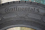 Шины б/у 215/65 R16С Continental ЗИМА, 2015 г., комплект, фото 8