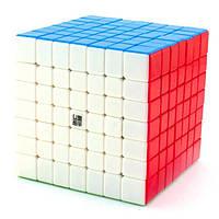 Кубик Рубика 7x7 MoYu YuFu (цветной без наклеек)