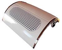 Вытяжка - пылесос маникюрная настольная  на 2е руки и 3 вентилятора, фото 1
