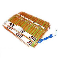 Нагревательный мат AHT 4,0 м Х 0,5 м (2,0 кв.м) 150 Вт/кв.м