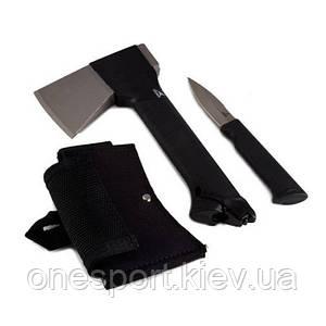 Набор Gerber Gator Combo Axe (топор + нож) блистер + сертификат на 50 грн в подарок (код 161-5515)