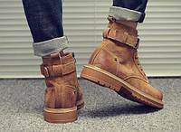 Мужские ботинки. Модель 18171, фото 2