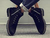 Мужские ботинки. Модель 18171, фото 4