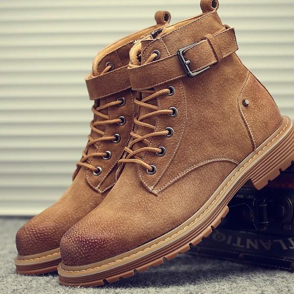 Мужские ботинки. Модель 18171