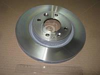Диск тормозной передний Рено Кенго диам. 259 мм 1997-->2008 Remsa (Испания) 6144.10