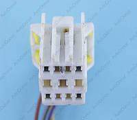 Разъем электрический 11-и контактный (22-16) б/у