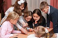 Квест игра в помещении школы от Склянка мрiй